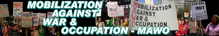 Mobilization Against War and Occupation